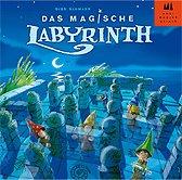 Brettspiele bei AEIOU.DE - Abbildung: Frontcover der Spielbox von Das magische Labyrinth