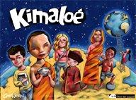 Brettspiele bei AEIOU.DE - Abbildung: Frontcover der Spielbox von Kimaloé