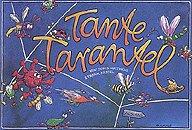 Brettspiele bei AEIOU.DE - Abbildung: Frontcover der Spielbox von Tante Tarantel