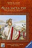 Brettspiele bei AEIOU.DE - Abbildung: Frontcover der Spielbox von alea iacta est