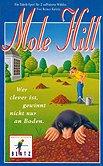 Brettspiele bei AEIOU.DE - Abbildung: Frontcover der Spielbox von Mole Hill