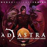 Brettspiele bei AEIOU.DE - Abbildung: Frontcover der Spielbox von Ad Astra