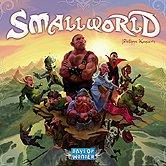 Brettspiele bei AEIOU.DE - Abbildung: Frontcover der Spielbox von Small World