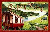Brettspiele bei AEIOU.DE - Abbildung: Frontcover der Spielbox von Gipsy King