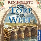 Die Tore der Welt - 3. Platz - Deutscher Spiele Preis 2010 (Frontcover der Spielbox)