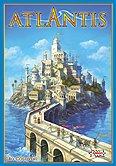 Rezensionen bei AEIOU.DE - Abbildung: Frontcover der Spielbox von Atlantis