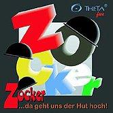 Brettspiele bei AEIOU.DE - Abbildung: Frontcover der Spielbox von Zocker