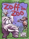 Brettspiele bei AEIOU.DE - Abbildung: Frontcover der Spielbox von Zoff im Zoo