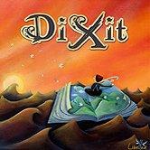 Brettspiele bei AEIOU.DE - Abbildung: Frontcover der Spielbox von Dixit - Spiel des Jahres 2010