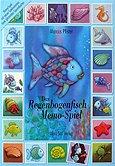 Brettspiele bei AEIOU.DE - Abbildung: Frontcover der Spielbox von Das Regenbogenfisch Memo-Spiel