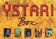 Brettspiele bei AEIOU.DE - Abbildung: Frontcover der Spielbox von Ystari Box