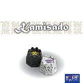 Brettspiele bei AEIOU.DE - Abbildung: Frontcover der Spielbox von Kamisado