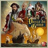 Vasco da Gama - 2. Platz - Deutscher Spiele Preis 2010 (Frontcover der Spielbox)