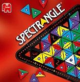 Brettspiele bei AEIOU.DE - Abbildung: Frontcover der Spielbox von Spectrangle