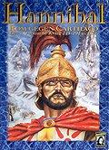 Brettspiele bei AEIOU.DE - Abbildung: Frontcover der Spielbox von Hannibal