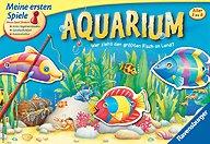 Brettspiele bei AEIOU.DE - Abbildung: Frontcover der Spielbox von Aquarium