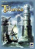 Rezensionen bei AEIOU.DE - Abbildung: Frontcover der Spielbox von Titania
