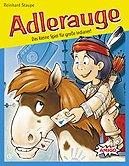 Brettspiele bei AEIOU.DE - Abbildung: Frontcover der Spielbox von Adlerauge