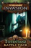 Brettspiele bei AEIOU.DE - Abbildung: Frontcover der Spielbox von Warhammer Invasion - Totentanz