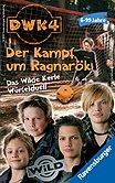 Brettspiele bei AEIOU.DE - Abbildung: Frontcover der Spielbox von DWK4 - Der Kampf um Ragnarök
