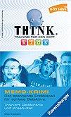 Brettspiele bei AEIOU.DE - Abbildung: Frontcover der Spielbox von Think Kids - Memo-Krimi