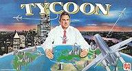 Brettspiele bei AEIOU.DE - Abbildung: Frontcover der Spielbox von Tycoon