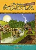 Brettspiele bei AEIOU.DE - Abbildung: Frontcover der Spielbox von Agricola - Die Moorbauern