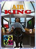 Brettspiele bei AEIOU.DE - Abbildung: Frontcover der Spielbox von Air King