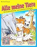 Brettspiele bei AEIOU.DE - Abbildung: Frontcover der Spielbox von Alle meine Tiere