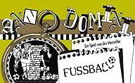 Brettspiele bei AEIOU.DE - Abbildung: Frontcover der Spielbox von Anno Domini - Fussball