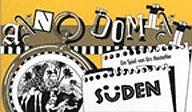 Brettspiele bei AEIOU.DE - Abbildung: Frontcover der Spielbox von Anno Domini - Süden