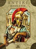 Brettspiele bei AEIOU.DE - Abbildung: Frontcover der Spielbox von Antike Duellum