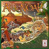 Brettspiele bei AEIOU.DE - Abbildung: Frontcover der Spielbox von Ark & Noah