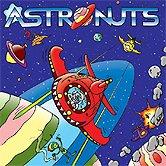 Brettspiele bei AEIOU.DE - Abbildung: Frontcover der Spielbox von AstroNuts