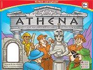Rezensionen bei AEIOU.DE - Abbildung: Frontcover der Spielbox von Athena