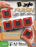 Rezensionen bei AEIOU.DE - Abbildung: Frontcover der Spielbox von Boggle Flash