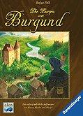 Die Burgen von Burgund - 2. Platz - Deutscher Spiele Preis 2011 (Frontcover der Spielbox)