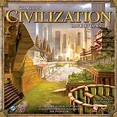Brettspiele bei AEIOU.DE - Abbildung: Frontcover der Spielbox von Civilization