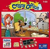 Brettspiele bei AEIOU.DE - Abbildung: Frontcover der Spielbox von Crazy Office
