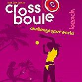 Brettspiele bei AEIOU.DE - Abbildung: Frontcover der Spielbox von Crossboule beach