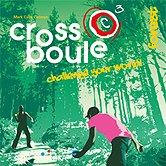 Brettspiele bei AEIOU.DE - Abbildung: Frontcover der Spielbox von Crossboule forest