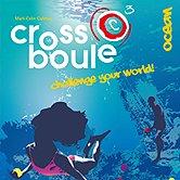 Brettspiele bei AEIOU.DE - Abbildung: Frontcover der Spielbox von Crossboule ocean