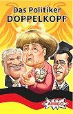 Brettspiele bei AEIOU.DE - Abbildung: Frontcover der Spielbox von Das Politiker Doppelkopf