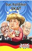 Brettspiele bei AEIOU.DE - Abbildung: Frontcover der Spielbox von Das Politiker Skat