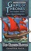 Brettspiele bei AEIOU.DE - Abbildung: Frontcover der Spielbox von Der Eiserne Thron - Die große Flotte