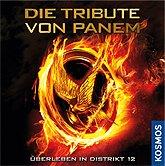 Brettspiele bei AEIOU.DE - Abbildung: Frontcover der Spielbox von Die Tribute von Panem