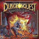 Brettspiele bei AEIOU.DE - Abbildung: Frontcover der Spielbox von Dungeonquest