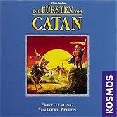 Die Fürsten von Catan - Finstere Zeiten Frontcover der Spielbox