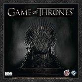 Brettspiele bei AEIOU.DE - Abbildung: Frontcover der Spielbox von Game of Thrones