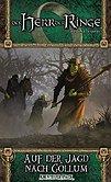 Brettspiele bei AEIOU.DE - Abbildung: Frontcover der Spielbox von Der Herr der Ringe - Auf der Jagd nach Gollum